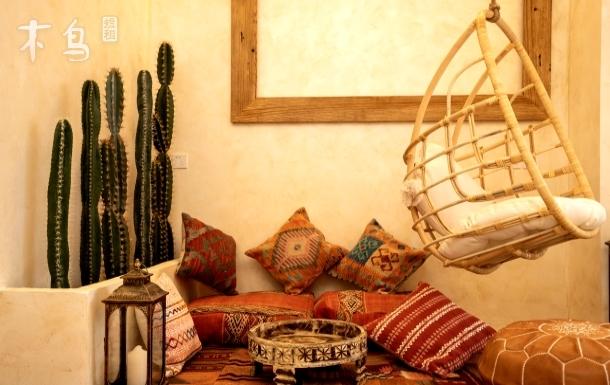 【漫歇·私奔摩洛哥】近春熙路太古里|摩洛哥风情一居 | 全屋智能家居