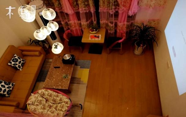 尹山湖爱情购物公园 一居室