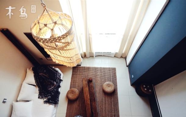 武汉菱角湖壹号棽·舍【设计师Loft】一居室