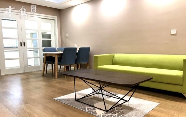 【小黑屋】新天地/北欧式的简单生活 一居室