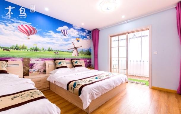 【五月】好来居免费接送DSN乐园/含双早 双床房