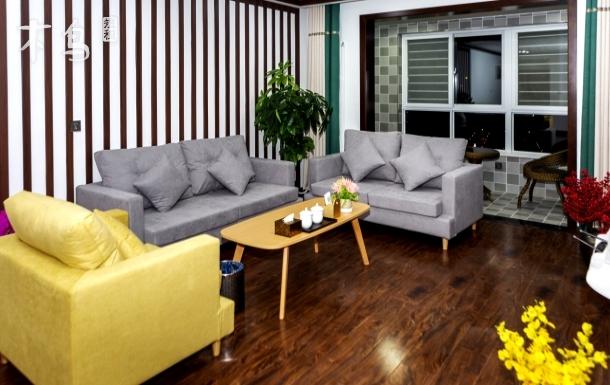 西安市北客站高铁站海棠民宿 温馨两居室(24小时高铁站免费接送服务)