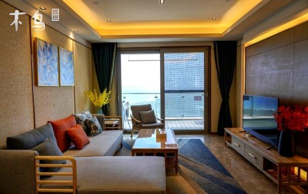 三亚亚特兰蒂斯海景套房两室两厅
