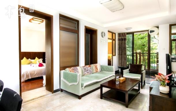 亚龙湾公主郡两室一厅超大阳台家庭套房
