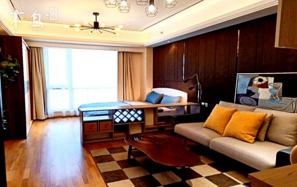东五环大床房全套曲美家具北京工业大学欢乐谷