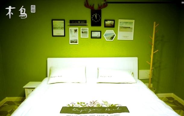 奉天·一念一城奥园店北欧风公寓舒适解压一居室