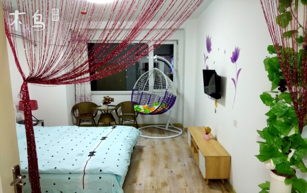 工业大学附近的公寓房一居室