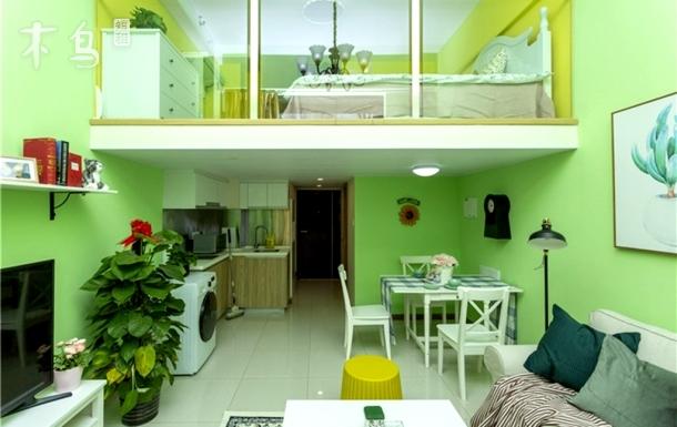 空姐之家,豪华复式,可做饭,近首都机场 一居室