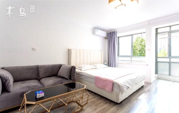上海商旅现代精致一室户短租