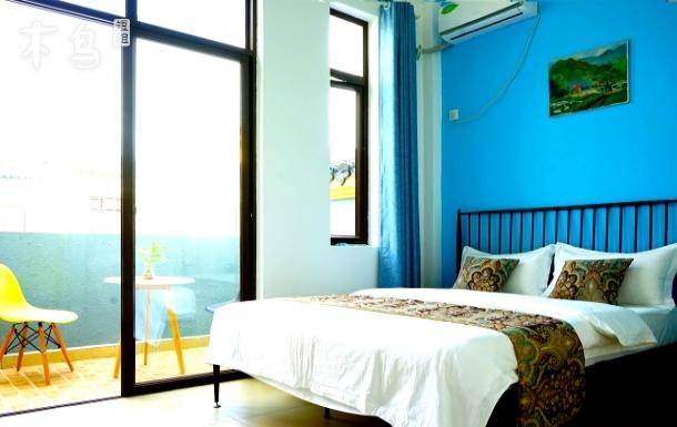 三亚海棠湾近免税店蜈支洲岛8折阳光大床房