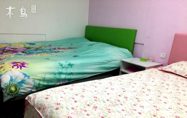 北京302医院雨婷温馨亲子双床房