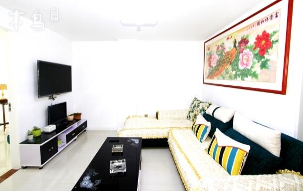 国际海水浴场惠园公寓三室三卫海景房