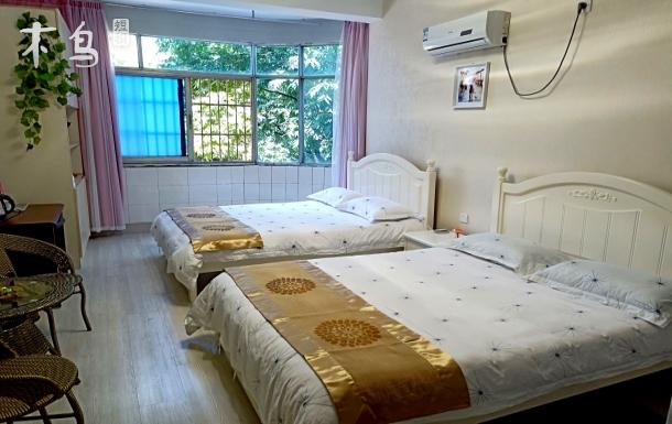 杭韵·十二涧 三潭印月 33平公寓式民宿 长租价更优 双床房