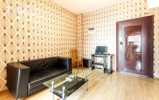 武汉1CM公寓标准套房 一居室