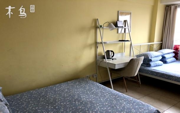 301医院五棵松地铁站20米电梯直达精装双床房