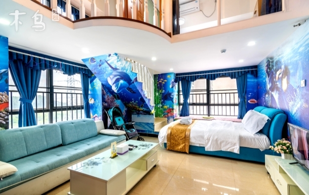 长隆渡假区免费婴儿车三大床房