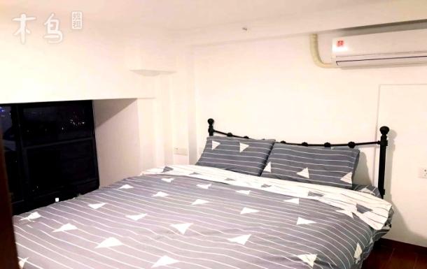 广州汉溪长隆水上乐园简约时尚居家两居公寓