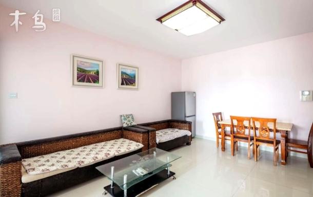 离大东海100米精装温馨舒适两室一厅