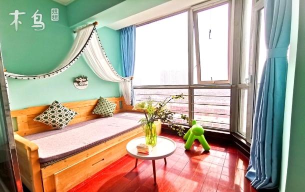 绿野仙踪 近东直门地铁 三里屯 一居室