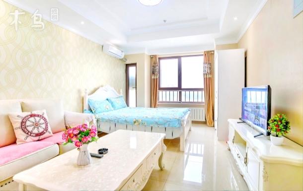朝阳大悦城东6号线地铁口精装公寓温馨舒适一居