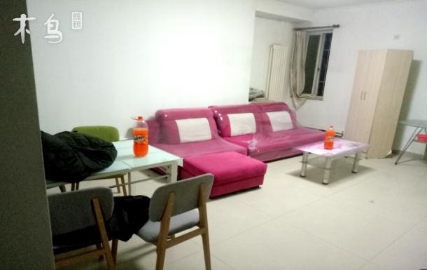 沙河地铁附近温馨两居室