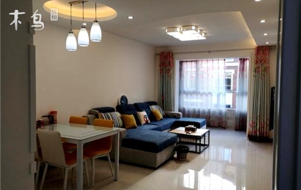 北京隐居民宿,世园会八达岭长城野生动物园玉渡山 两居室