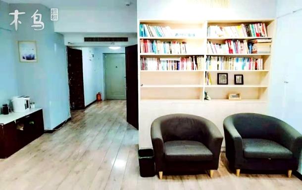套间/创业街/阳光充沛/通风舒适的家 一居室