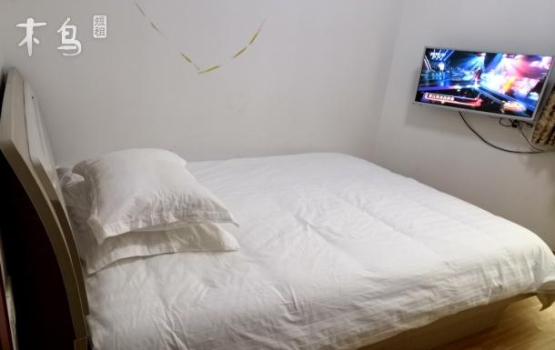 重庆大学附近,东方剑桥 温馨大床房