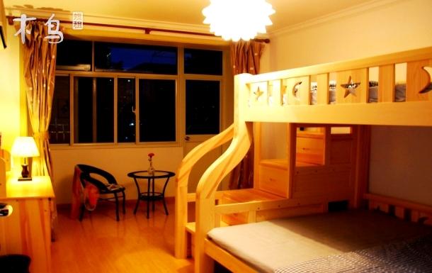 【世纪大道】乳山路精装一户室亲子家庭房