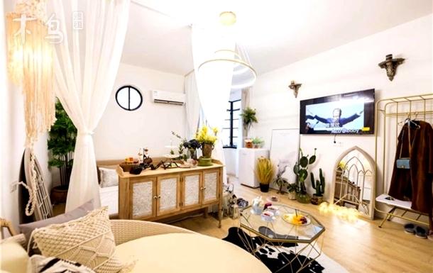 「指间砂」摩洛哥/长乐路风情洋房一居室