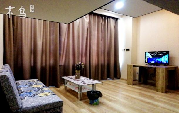 0280 大兴四号地铁线 生物医药基地A口 舒适一居室 2张超大双人床 双层复试