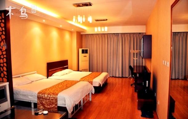 北京戴维森公寓豪华双床房