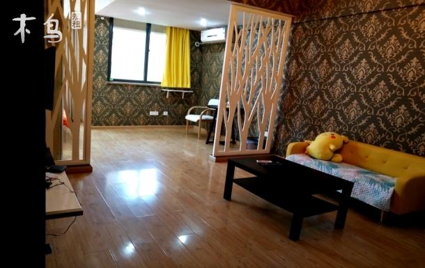 山景房,舒适超大空间,一居室