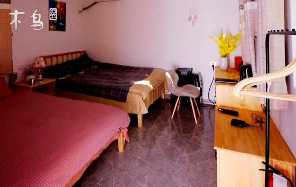 温馨家庭房2床《那香海》—海草记忆