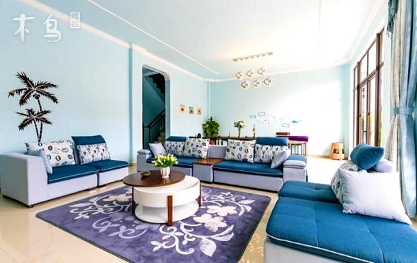 海棠湾时尚精品海洋风情五居室