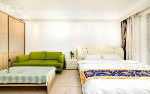 ※香玺海精品海景公寓※ 过路沙滩 房间内看海 毗邻香格里拉