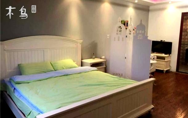 首城国际A区 整租 欧式宜家风格大床房