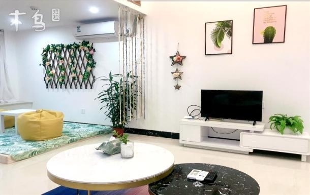 广州番禺长隆乐童亲子公寓,广州塔广州南