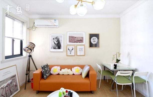【舒适生活】近宝安公路站精装温馨两居室