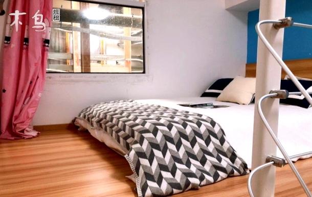 马陆大融城,整租一室,全新家具,拎包入住