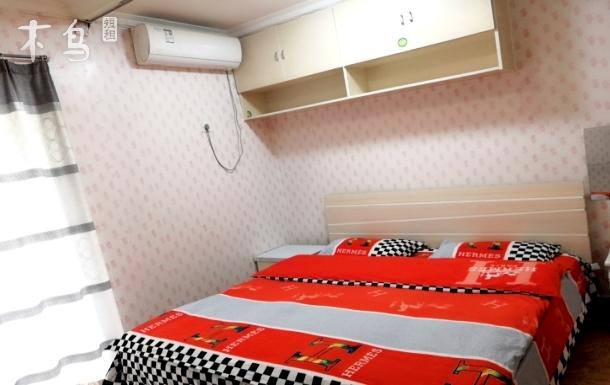 升龙国际 紧邻古玩城 浪漫满屋 一居室