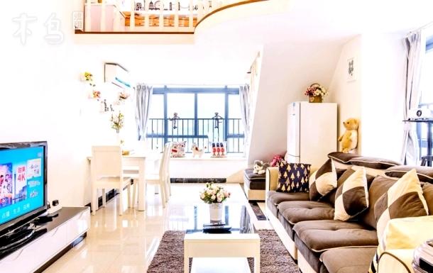 近长隆景区、北欧式风格、全自动麻将房 两居室