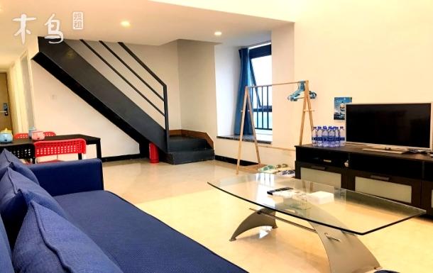 广州长隆地铁水上欢乐世界温馨明亮民宿公寓