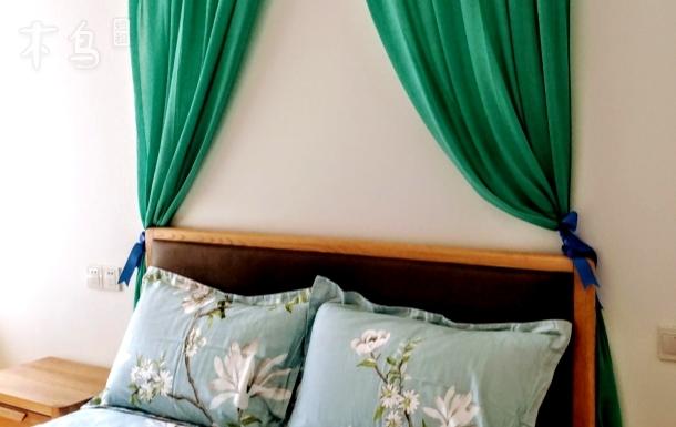 温馨10平米单房,共享大客厅,近高铁站,4号地铁仁和路口,1.5米大床