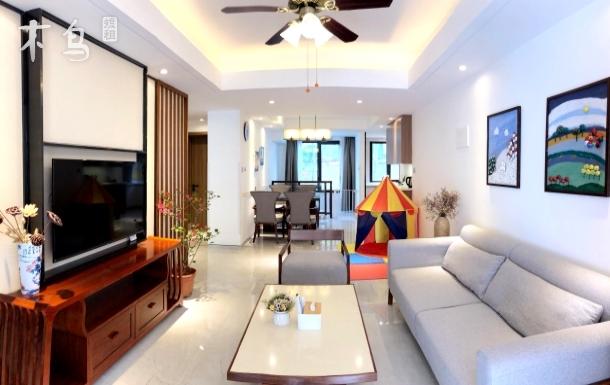 海棠湾花园洋房两室两厅·近免税店蜈支洲岛