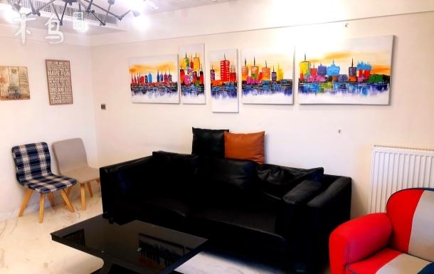 内环市中心新建高档小区 两居室