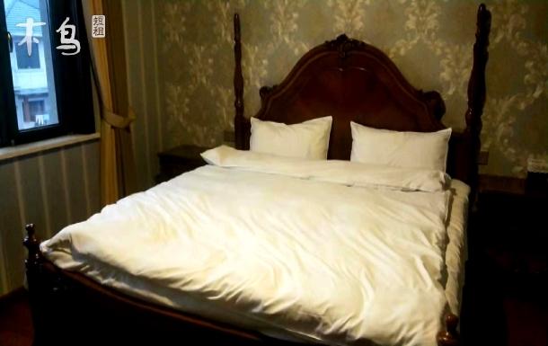 近黄公望隐居地  大床房