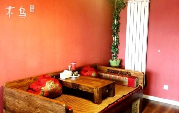 凤鸾家中式loft老城里中心地段天津鼓楼文化街摩天轮食品街海河