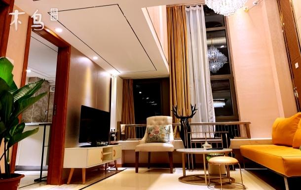 (可月租)轻奢loft北京南站沿线4号线