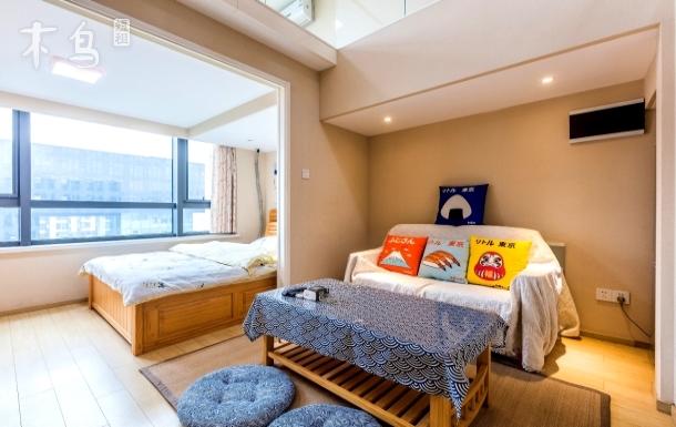 【四舍公寓】黄龙西湖,浙大城西银泰旁,西城纪三室,可月租